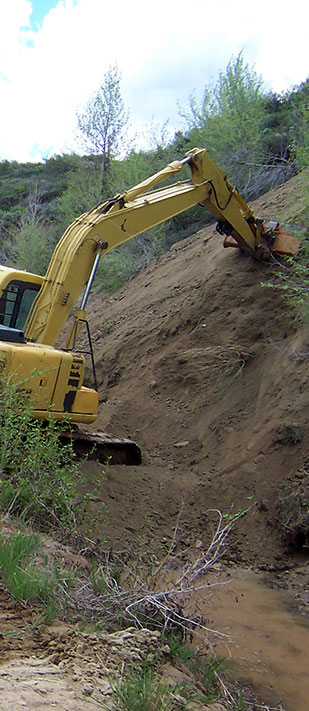 Lyman Excavators
